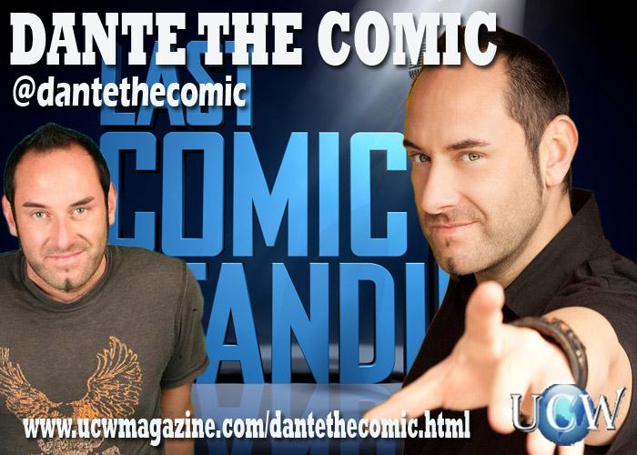 Dante The Comic
