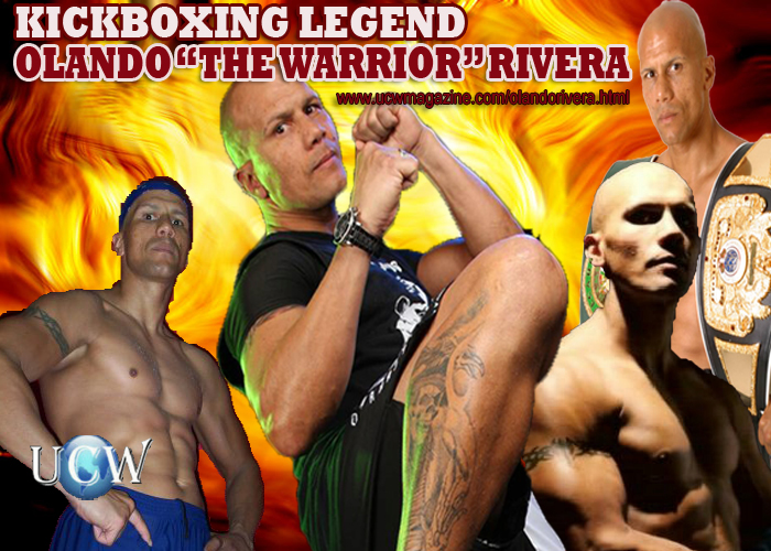 "Olando ""The Warrior"" Rivera"
