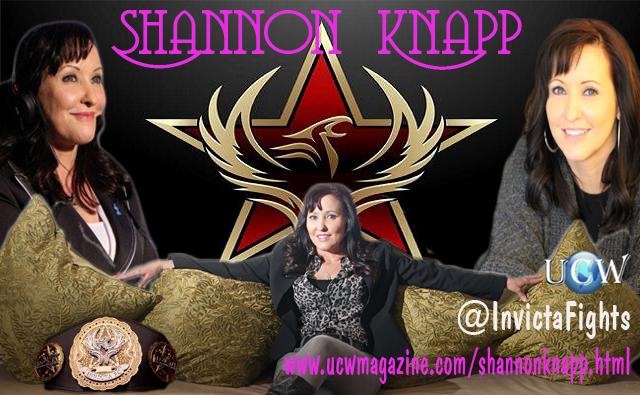 Shannon Knapp - Invicta FC